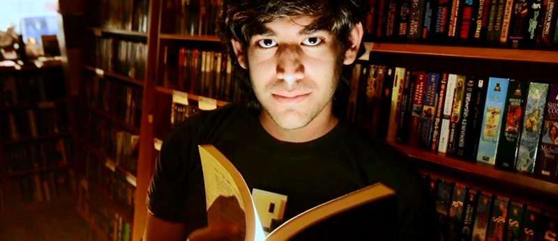 Aaron Swartz, the Internet own boy