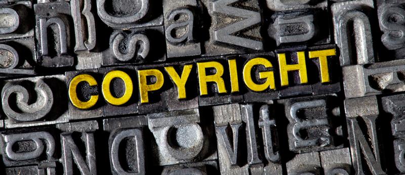 Stop! On fait le point sur les droits d'auteur
